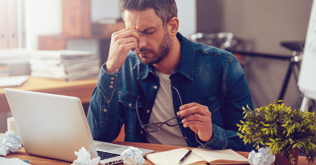 How to manage stress blog